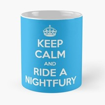 KEEP CALM and RIDE A NIGHTFURY Version 1259 - $14.59