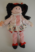 "Vintage Cloth Pirouette Doll Collection Named Punkin Head 10"" Tall NWT A... - $5.59"