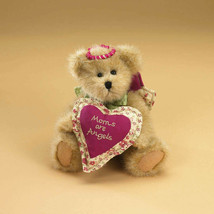 "Boyds Bears ""Mama Angelbeary""- 8"" Plush Bear - #4013327- New- 2009 - $23.99"