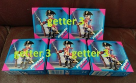 5X NEW Playmobil 4611 special French Guard Officer MIB - $90.00