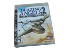 Blazing Angels 2: Secret Missions of WWII (Sony PlayStation 3, 2007) New... - $17.59