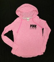 Victoria's Secret Pink Hoodie Size Extra Small Excellent Condition - $13.99