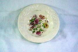 "Homer Laughlin Floral TH6 L47N5 Berry Bowl 5 5/8"" image 2"