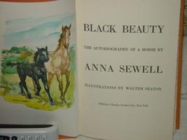 Black Beauty Anna Sewell Children's Classics - $159.00