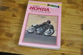 Clymer Honda 350-550cc 72-78 Repair Manual - $15.99