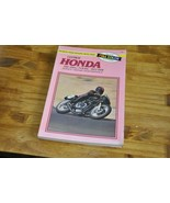 Clymer Honda 350-550cc 72-78 Repair Manual - $15.99