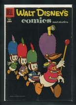 Walt Disney's Comics and Stories #210 G/VG 1958 Dell Carl Barks Comic Book - $10.88
