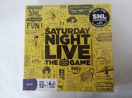 Discovery Bay Games Saturday Night Live The Game Party Game 2010 New Sealed - $18.55
