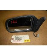 90-91-92 NISSAN STANZA LEFT SIDE DOOR MIRROR  SOLS AS-IS (MI-381) - $14.85