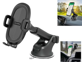 Cellet Windsheild/Dashboard Extendable 360° Rotation One Touch Phone Car... - $10.95