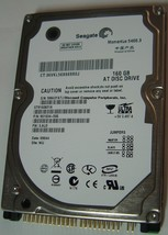 "NEW ST9160821A Seagate 160GB IDE 44PIN 2.5"" 9.5MM Hard Drive Free USA Shipping"