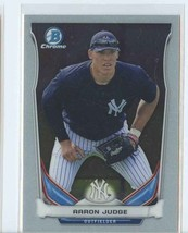 AARON JUDGE RC 2014 Bowman Chrome Draft Top Prospects #CTP39 New York Ya... - $11.99