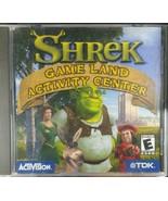 Shrek: Game Land Activity Center (PC, 2001) CD-ROM - $7.11