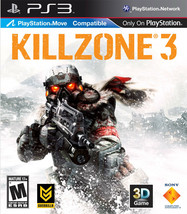 Killzone 3 playstation 3 ps3 thumb200