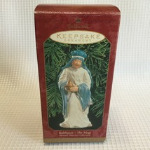 Hallmark Blessed Nativity Collection Balthasar The Magi 1999 Wise Men  - $19.99