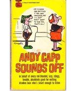 Andy Capp sounds off Smythe, Reggie - $6.46