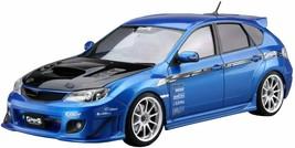 Aoshima The Tuned Car 1/24 Subaru INGS GRB Impreza WRX STI '07 Plastic M... - $68.67