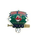 1995 MLB BASEBALL CLEVELAND INDIANS EDDIE MURRAY 3000 HITS PRESS PIN - $19.75