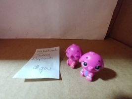 Hatchimals Colleggtibles Figure Season 3 PURPLE ELEPHANT TWINS - $9.00