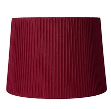 "Urbanest Box Pleated Drum Lampshade,10"" x 12"" x 8.5"",Spider Fitter 7 colors - $24.99"