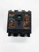 Fuji Electric EA33 5A  Circuit Breaker 5 Amp 3 Pole - $18.92