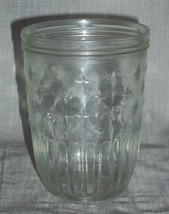 Vintage Jelly Glass 1920s-1950s #3 Bottom - $5.70