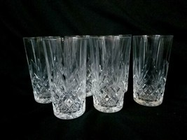 Cristal D'Arques Provence Highball High Ball Tumblers Set of 6 - $46.50