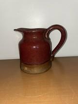 Vintage Pottery Large Creamer - $19.80