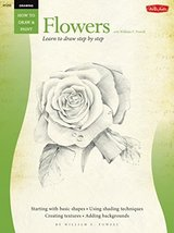 Drawing: Flowers with William F. Powell: Learn to paint step by step (How to Dra image 2