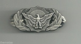 AIR FORCE BASIC SECURITY POLICE MILITARY BADGE WING PIN - $15.33