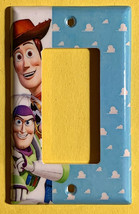 Toy Story Woody Buzz Lightyear Light Switch Power Outlet Wall Cover Plate Decor image 5