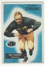 1955 Bowman Football - Dick Flanagan RC - #39 - VG/EX Condition - $7.91