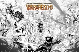 WAR OF REALMS #1 (OF 6) DAUTERMAN CONCEPT VAR 1:10 est rel date 04/03/2019 - $8.99