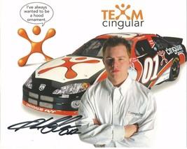 2001 JASON LEFFLER #01 TEAM CINGULAR NASCAR WINSTON CUP SERIES POSTCARD ... - $11.75