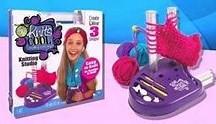 Knit's Cool post Knitting Studio Kit easy beginner craft H5