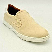 Vionic Mens Mott Brody Slip On Sneaker Size US 7 Oatmeal Support Insole NEW - $35.76