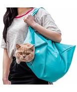 Cat Carrier Bag Tote Shoulder Pet Pouch - $19.97