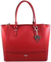 Guess Tinley Tote Red Large - $99.95