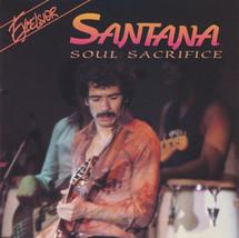 SANTANA - SOUL SACRIFICE - Gently Used CD - 6 Songs - FREE SHIP - $9.99