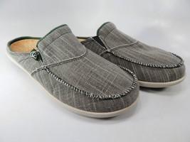 Spenco Siesta Slide Size US 9 M (D) EU 42.5 Men's Orthotic Slides Shoes Ash Gray