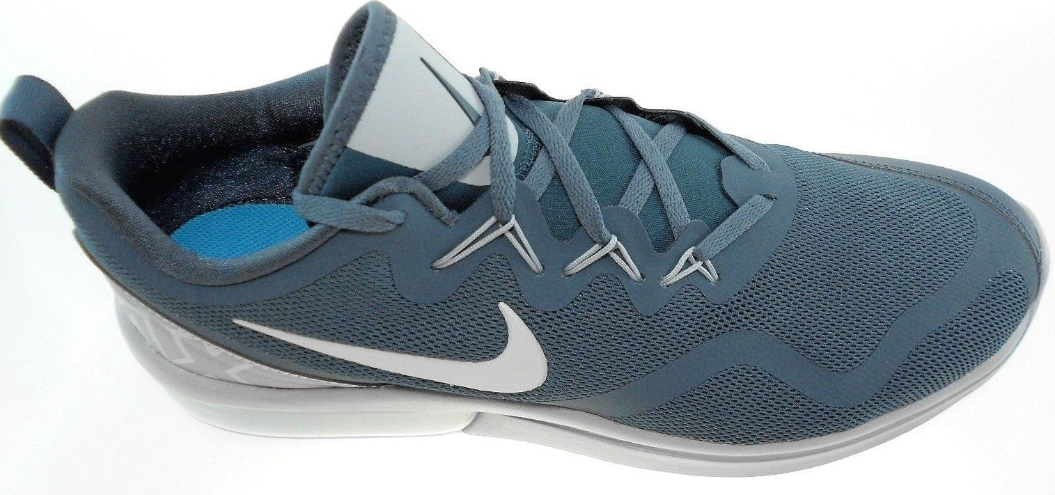 b7712ee06048 NIKE AIR MAX FURY MEN S BLUE FOX PLATINUM RUNNING SHOES  AA5739-403  120.