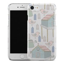 Casestry | Cute Outdoor Bird House Forest Pattern | iPhone 8 Case - $11.99