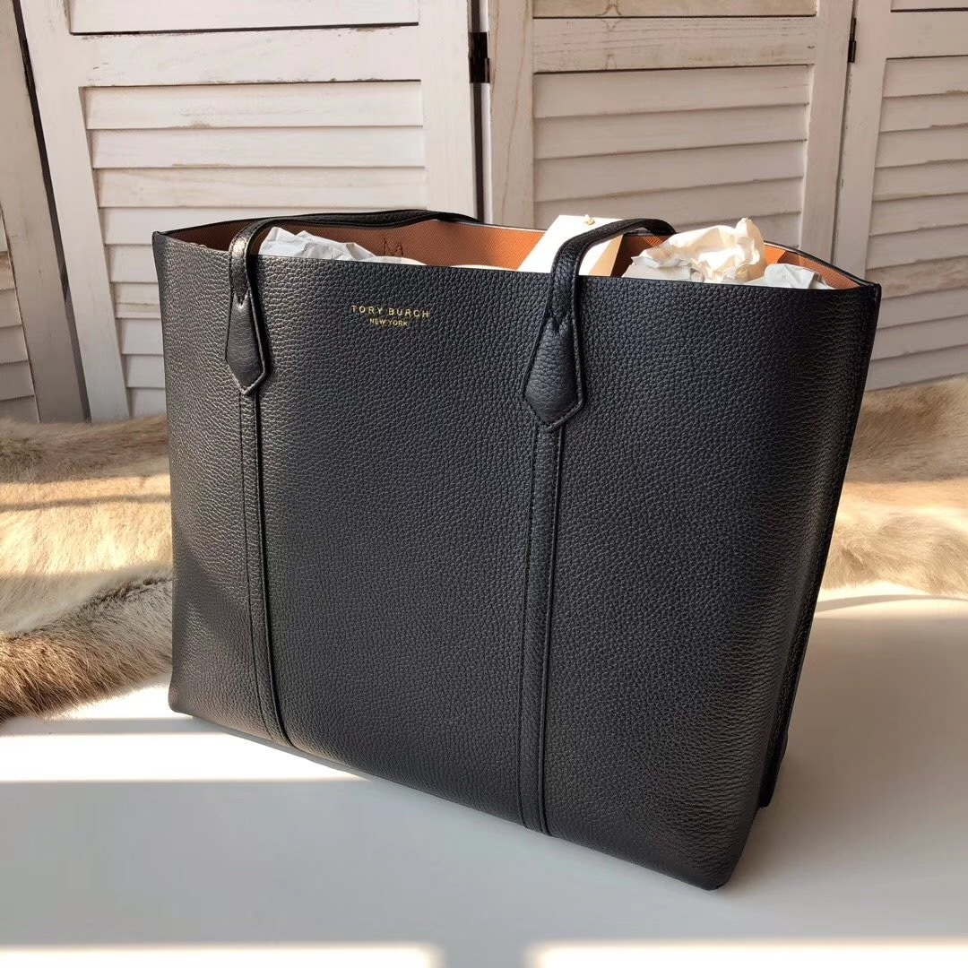 Tory Burch Perry Triple Compartment Tote image 3
