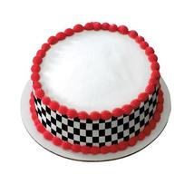 Classic Checks Edible Cake Topper Image Strips - $12.99 CAD
