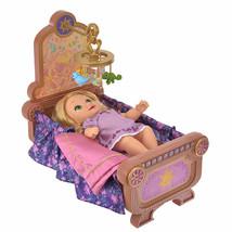 Disney Animators Collection Doll Rapunzel Baby Bed & Mobile Set - $195.03