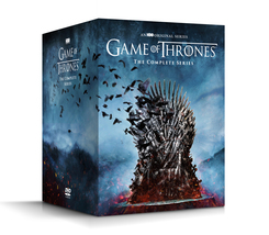 Game Of Thrones The Complete Series Seasons 1 2 3 4 5 6 7 8 New DVD Box Set 1-8 - $69.00