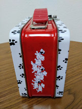 Walt Disney 100 Dalmatians Mini-Tin Lunch Box image 4