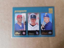 prospect baseball card 371 topps 2000 Travis Hafner, Eric Munson, Bucky ... - $6.99