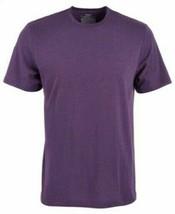 Alfani Men's Crewneck Heathered Green or Purple T-Shirt New With Tags *f - $14.00