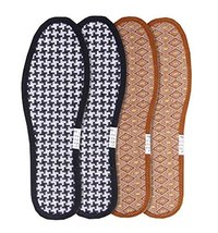8 Pairs Soft & Warm Shoe Insole for Women or Man, Foot Protection, A2 - $19.22